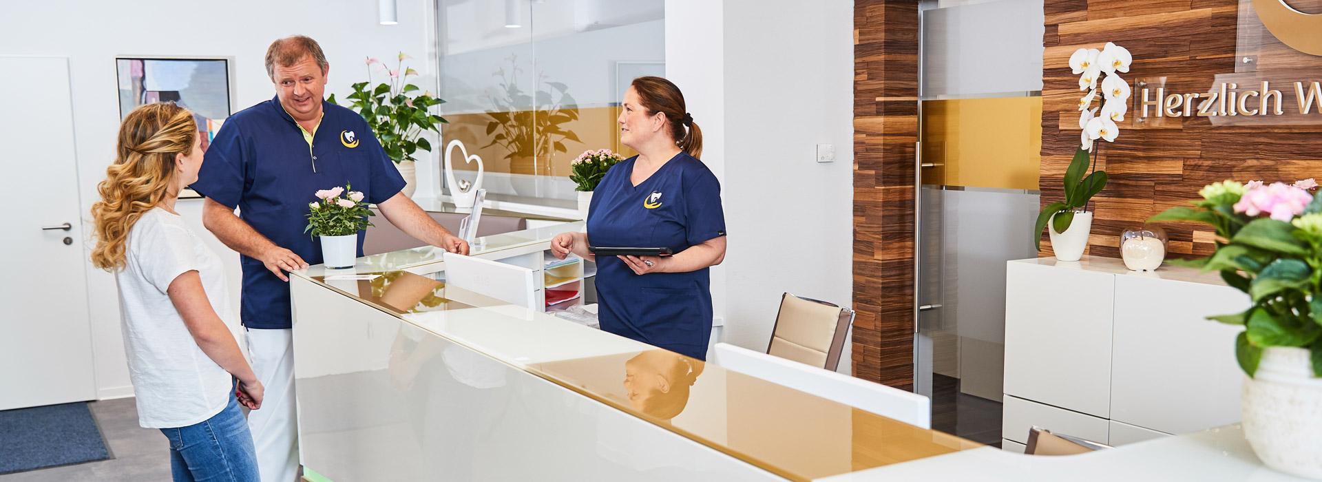 Zahnarztpraxis Dres. Braunschweiger & Gebauer - Zahnärzte 1