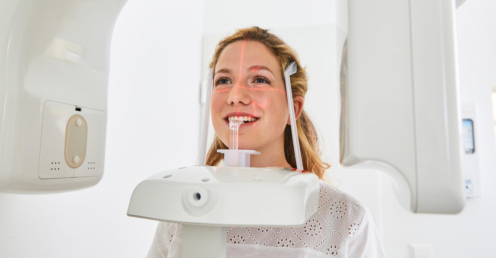 Zahnarztpraxis Dres. Braunschweiger & Gebauer - DVT 1