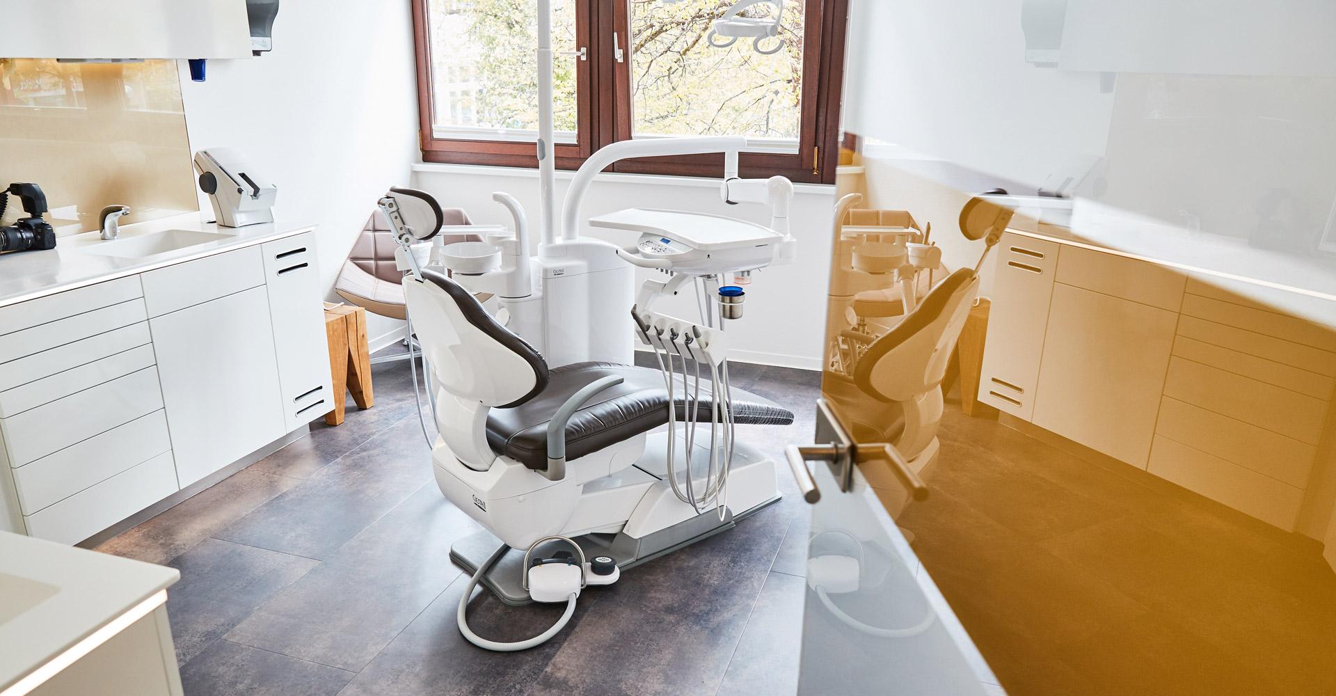 Zahnarztpraxis Dres. Braunschweiger & Gebauer - Laserbehandlung 1